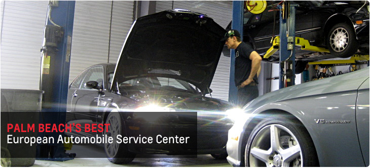 Oil Change in West Palm Beach